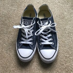 All Star Converse Low Top Shoes